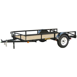 Pequea Utility Trailer 6' x 10' With Gate