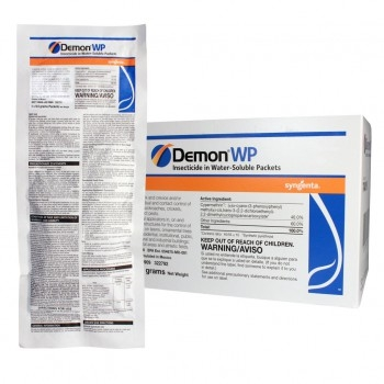 Syngenta® Demon® Wettable Powder (WP) Insecticide - 4-pack